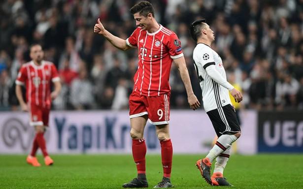 Neymar no, Lewandowski ya estaría arreglado con el Real Madrid