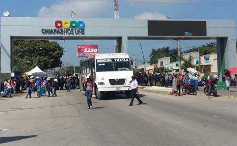Instalarán en Chiapas mesa de diálogo