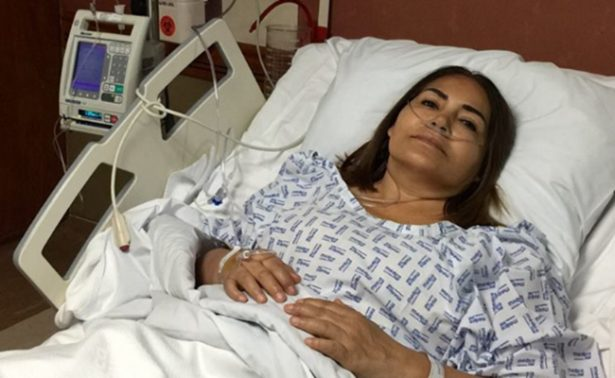 La cantante Tania Libertad enfrenta de nuevo al cáncer
