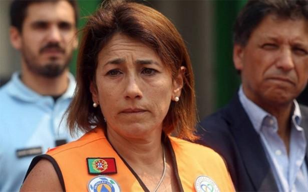 Renuncia la ministra de Interior de Portugal por los incendios forestales