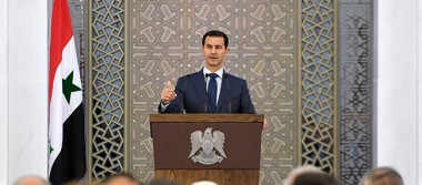 Occidente fracasó en Siria, afirma el presidente Bashar Al Asad