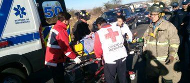 Se reporta estable secretario de Turismo de Guanajuato tras accidente