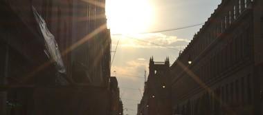 """Hombre muere a causa del """"infernal"""" calor de Mexicali"""