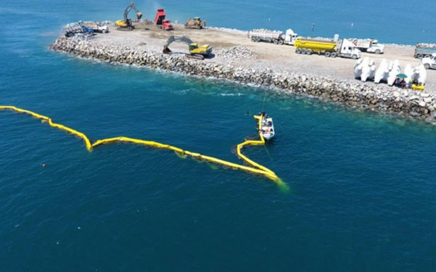 Como posibilidades para el nuevo puerto exploran corredor industrial en Veracruz