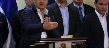 Declaran ganador a Juan Orlando Hernández como presidente de Honduras