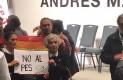 Poniatowska cuestiona a AMLO por alianza con PES en arranque de campaña