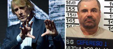 """Buscan que Michael Bay dirija película sobre """"El Chapo"""""""