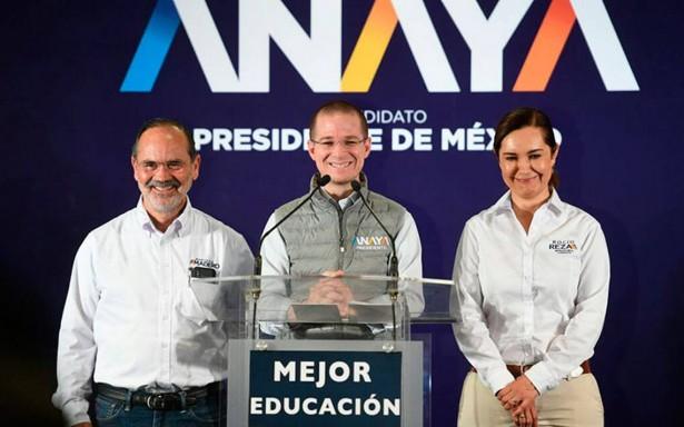 """Plantea Anaya estrategia para una """"auténtica revolución educativa"""""""