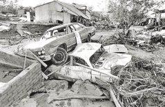 [Galería] Víctor Manuel  Ferrón Zepeda, héroe olvidado del ciclón Liza