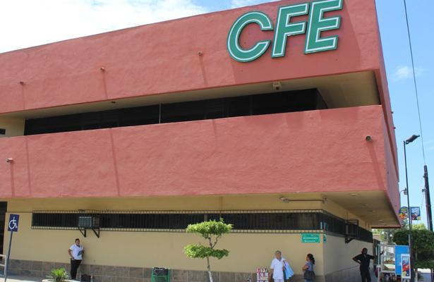 Las Tarifas de CFE deben revisarse