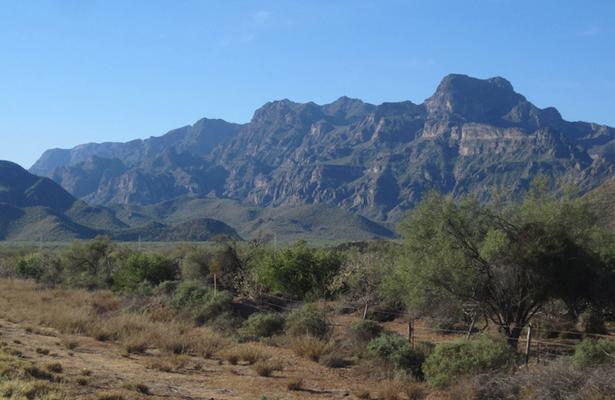 Pretenden decretar áreas naturales protegidas, las sierras La Giganta y Guadalupe