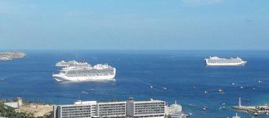 Violencia en Los Cabos no afectará el arribo de cruceros