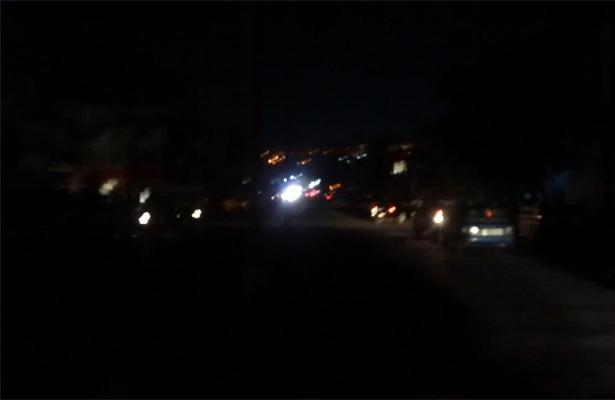 Resultado de imagen para CALLES A OSCURAS EN TIJUANA POR FALTA DE LAMPARAS EN TIJUANA