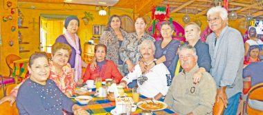 Reencuentro de jubilados y activos de El Sudcaliforniano