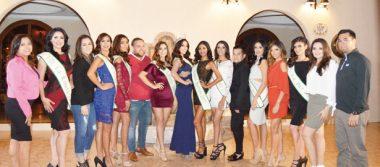 """Presentación de """"Bellezas con Causa"""" Miss Earth BCS"""