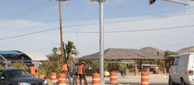 Inversión de 80 mdp en semaforización en Los Cabos