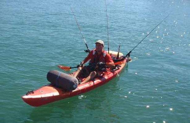 """Programa """"Pasión por la pesca""""  filmó en las islas de Loreto"""