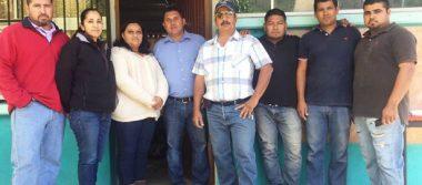 SEP conforma cuadrilla para  mantenimiento de escuelas en Loreto