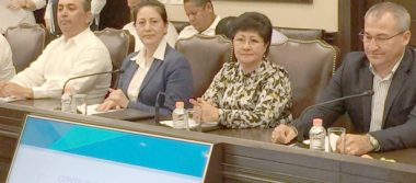 Alcaldesa mulegina, toma protesta como miembro del Consejo Estatal de Mejora Regulatoria