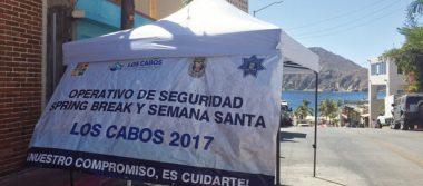 Protección Civil detalla acciones  para el operativo de Semana Santa en Los Cabos