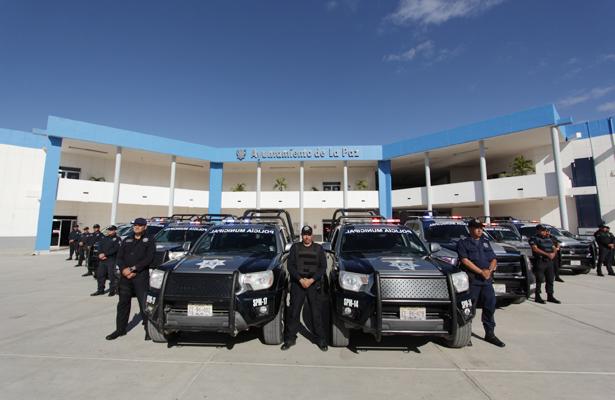 Tiene alcalde electo reunión sobre seguridad en La Paz