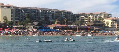 Afluencia turística no ha disminuido en Los Cabos