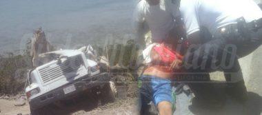 Accidente en carretea a Pichilingue, a chofer le amputan un brazo