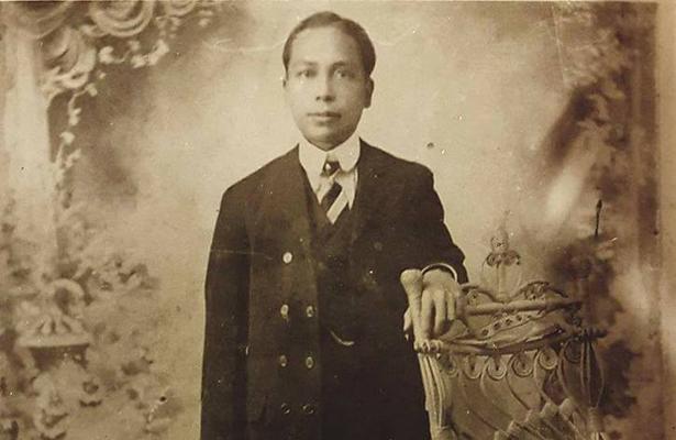 Príncipe chino, vivió en La Paz