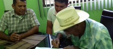En Tepentú regularizarán tenencia de la tierra, beneficiando a 18 familias