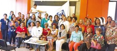 Exitoso encuentro de mujeres del  PAN en Comondú