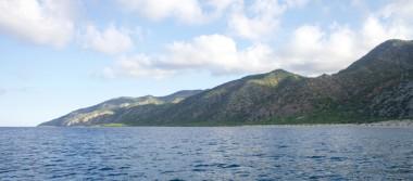 Rescata Semar a 3 náufragos cerca de isla Cerralvo