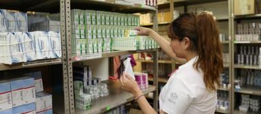 Garantiza el ISSSTE abasto de medicamentos en un 95%