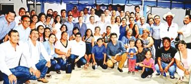 En la entidad, el PAN seguirá dando gobiernos eficientes: Rigoberto Mares