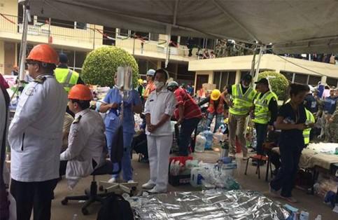 Sheinbaum pedirá peritaje previo a demolición del colegio Rébsamen