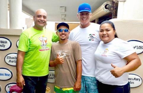 Esta asociación se mantiene gracias al trabajo de voluntarios y sociedad que ayuda con donativos.
