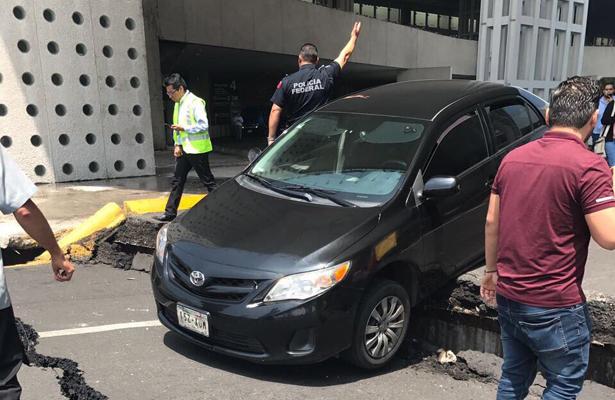 Suman 273 los muertos por el terremoto en México