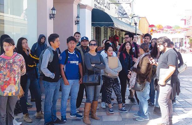 Turismo cultural, para rescatar el centro