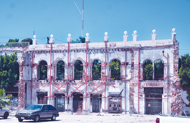 11 años del incendio en La Perla de La Paz
