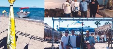 Equipo Gringo Viejo, 1er. Lugar del torneo de pesca de fundación