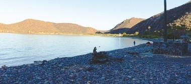 Pescadores apoyan la conservación del Parque Nacional Bahía de Loreto