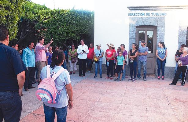 En marcha, Programa de Empleo Temporal en Loreto