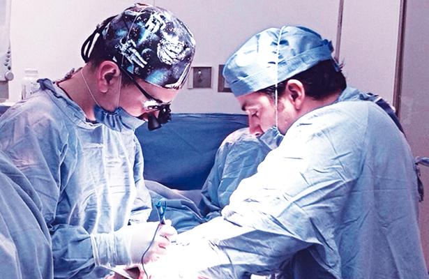 Hay 28 médicos por cada 10 mil habitantes