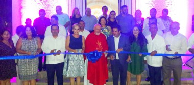 Iniciaron las fiestas patronales de San Lucas