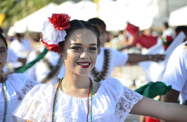 [Galería] Así lució el 107 aniversario de la Revolución Mexicana