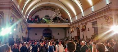 [Galería] Más de 1,500 personas en recital musical por navidades