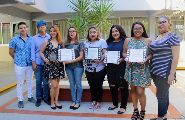 Estudiantes de la UABCS ganan concurso de cortometraje