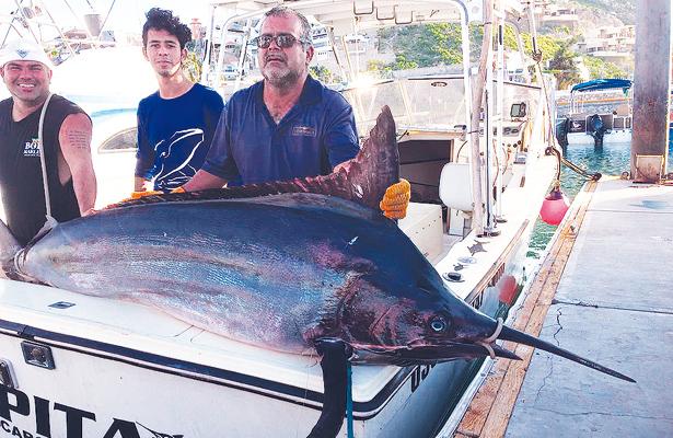 Pesca deportiva, sin problemas por alerta de viaje