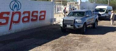 Atiende Protección Civil denuncia contra GASPASA