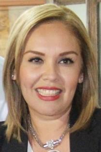 Vianey Núñez de De la Rosa.
