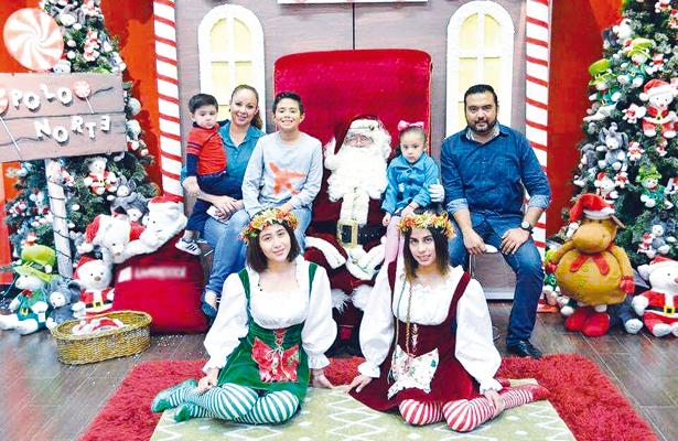 ¡Santa Claus en Liverpool!